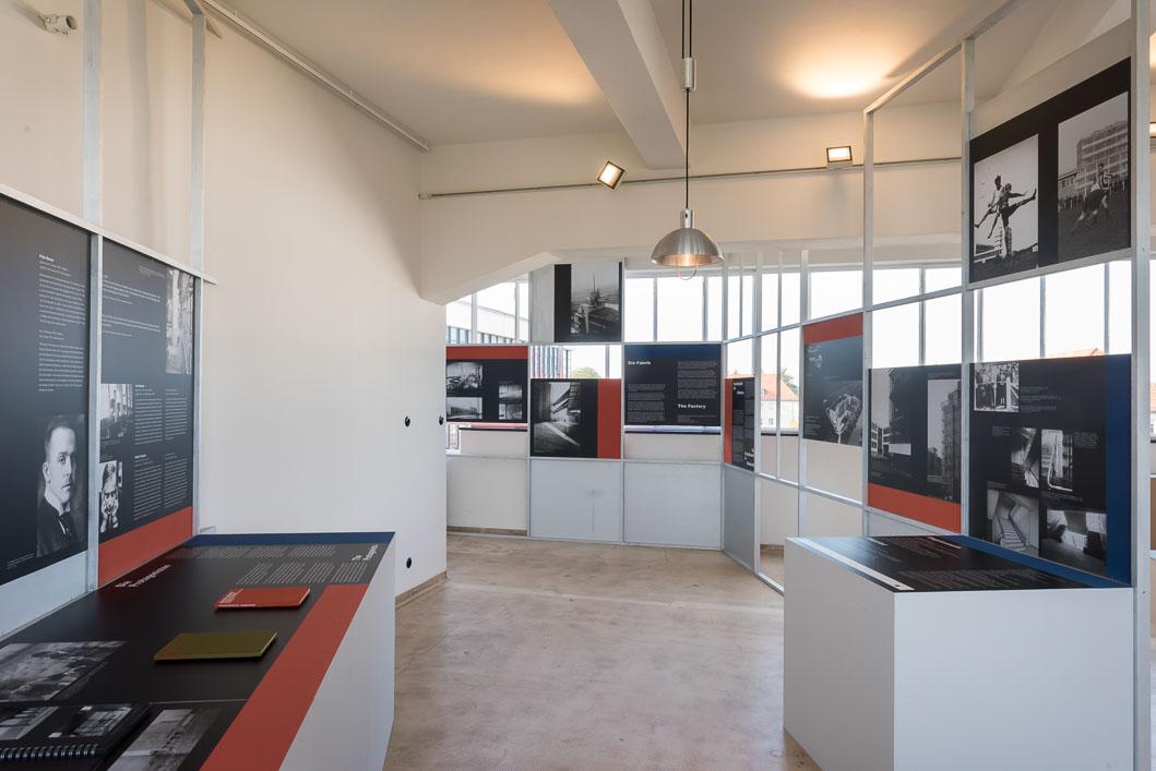 Ausstellungsdokumentation Bauhaus Dessau