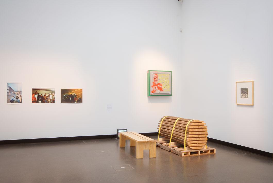 Ausstellungsdokumentation in der Akademie der Künste
